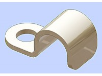 6mm saddle type clip