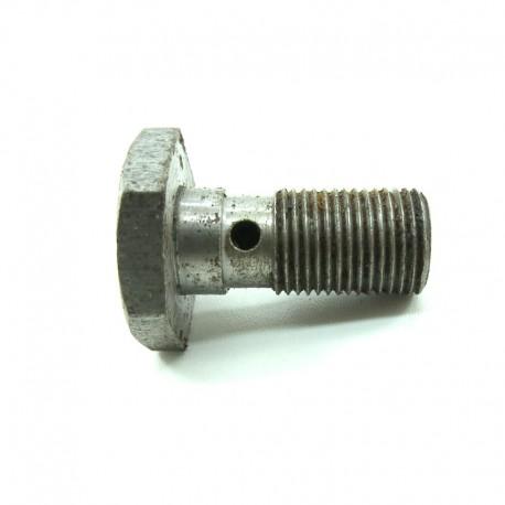 Banjo bolt - oil pipe to cylinder block