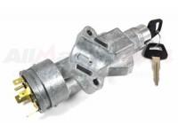 Switch steering column lock - diesel