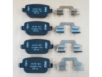 Brake pads rear petrol Freelander 2