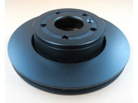 Brake disc vented, for 4 wheel ABS models