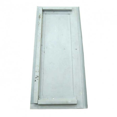 Locker lid for wheelarch box