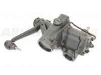 Steering box - 4 screws