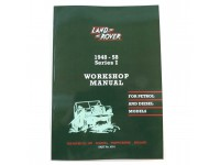 Workshop Manual Series I 1948-1958