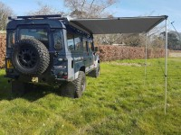 Terrafirma universal expedition awning - 2.50m