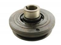 Crankshaft damper pulley 2.5D & 2.5TD - manual steering