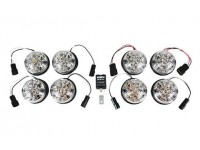 Led clear lamp upgrade kit - Clear