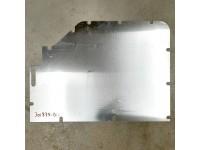 "Front floor plate Serie 1 80"" - RH"