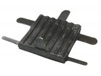 Pedal pad clutch & brake