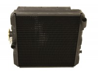 Radiator 4 cylinders - 3 row - copper core