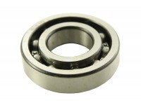 Bearing front output shaft