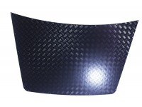 Bonnet protector - 3mm - Black