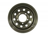 Wheel modular steel -16x7 - Anthracite