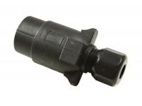 Trailer Plug 12N 7 Pin - Plastic