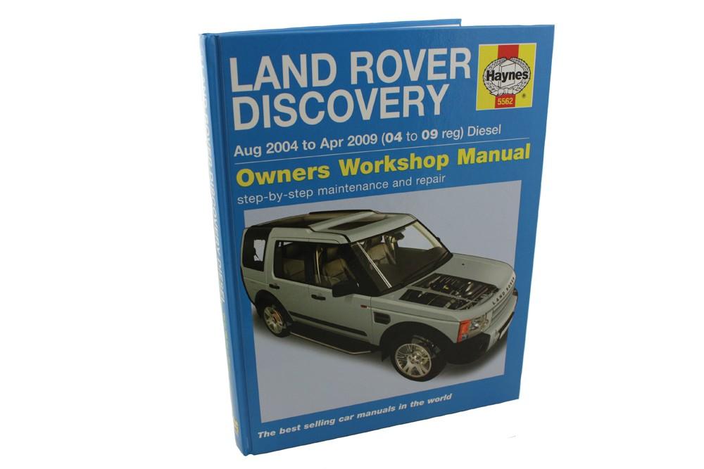 Apr 09 5562 HAYNES SERVICE /& REPAIR MANUAL Land Rover Discovery Diesel Aug 04