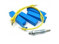 Glow plug parallel conversion Kit