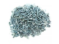 Mixed Pack metric - Hex Head Bolts, Nuts and Washers