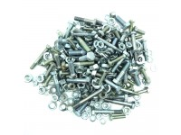 Mixed pack metric SS - Hex Head Bolts, Nuts and Washers
