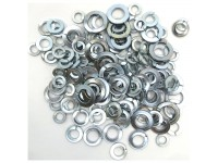 Mixed imperial spring washers 1/4 to 1/2