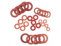 Mixed Fibre Washers 1/4 to 3/4