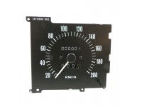 Speedo KMH assembly - 1990 on