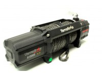 Terrafirma A12000lbs winch - rope - wireless
