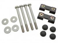 Defender bumper bolt set - stainless steel