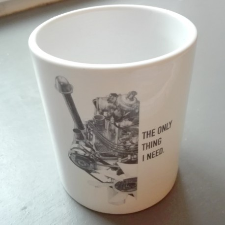 Mug Only thing I need